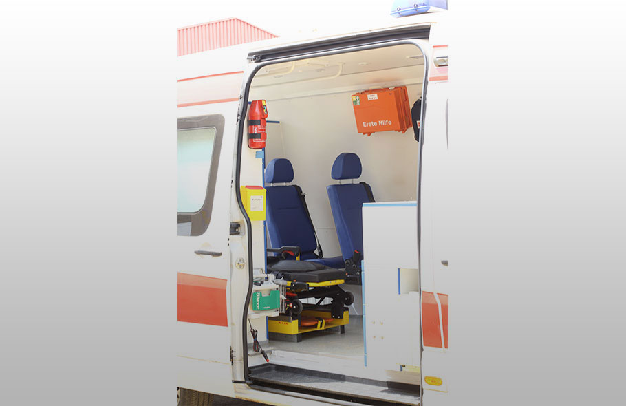 Ambulance Sterilization